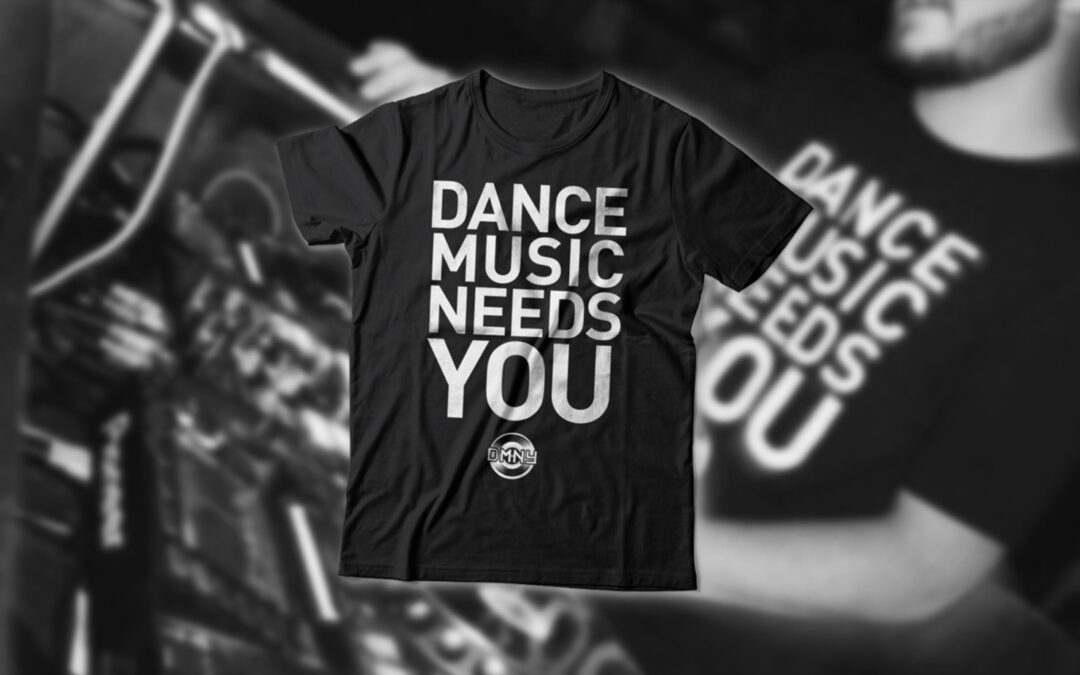 Dance Music Needs You Branding & Promotions